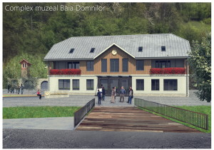 Complex muzeal Baia Domnilor 1